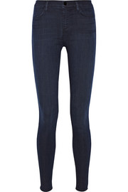 The Maria Stocking high-rise skinny jeans