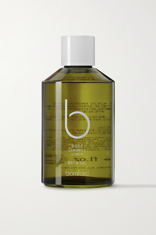 Bamford Rose Bath Oil, 250ml