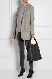 Burberry Shoes & Accessories Textured-leather tote