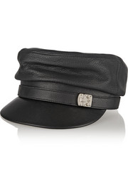 Gucci Leather cap