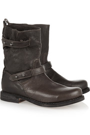 Rag & bone Moto leather boots