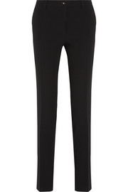 Etro Stretch-crepe straight-leg pants
