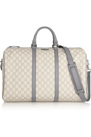 Gucci Joy Travel coated-canvas duffle bag