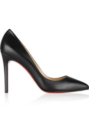 Christian Louboutin The Pigalle 100 leather pumps
