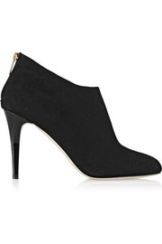 Mendez suede ankle boots