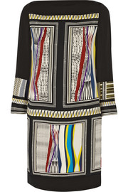 Diane von Furstenberg Jocelyn printed silk-jersey dress