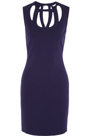 Diane von Furstenberg Amy cutout stretch-jersey dress