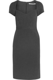 Diane von Furstenberg Katrina stretch-cady dress