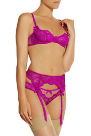 L'Agent by Agent Provocateur Vanesa stretch-lace underwired bra