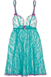 L'Agent by Agent Provocateur Monica lace chemise