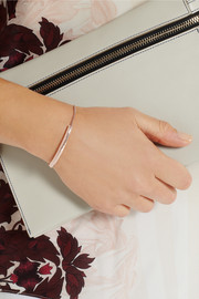 Monica Vinader Esencia rose gold-plated bracelet