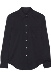 Theory Perfect cotton-voile shirt