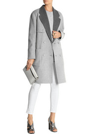 Alexander Wang Reversible wool-blend coat