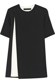 Alexander Wang Layered crepe top