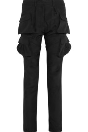 Altuzarra Hugo ruched crepe tapered pants