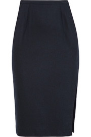 Altuzarra Faun stretch-twill pencil skirt