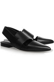 Alexander Wang Irene leather point-toe flats