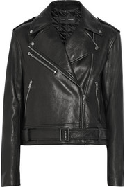Proenza Schouler Boyfriend leather biker jacket