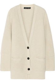 Proenza Schouler Wool and cashmere-blend cardigan