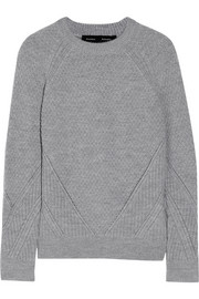 Proenza Schouler Paneled wool sweater