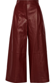 Proenza Schouler Leather culottes