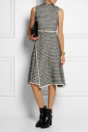 Proenza Schouler Flocked tweed dress