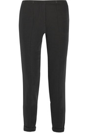 Elizabeth and James Harloe gabardine slim-leg pants