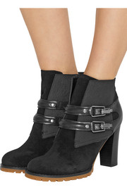 See by Chloé Nubuck ankle boots