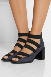 See by Chloé Elasticated nubuck sandals