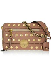 Marc Jacobs Gotham small studded leather shoulder bag