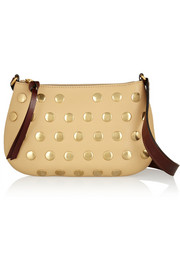 Marc Jacobs Studded leather shoulder bag