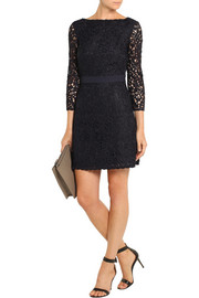 Tory Burch Renny guipure lace dress