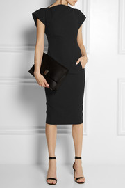 Rick Owens Stretch-crepe dress