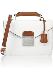 Michael Kors Brompton Mini Briefcase leather shoulder bag