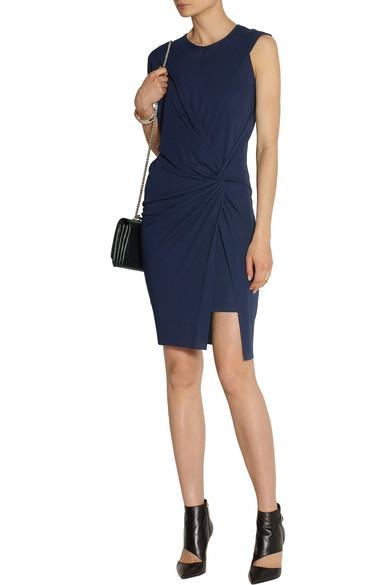http://www.net-a-porter.com/product/443827/Helmut_Lang/twist-front-stretch-jersey-dress