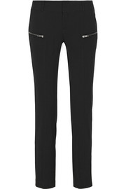 Helmut Lang Stretch-jersey straight-leg pants