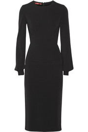 Tamara Mellon Veruschka cady midi dress