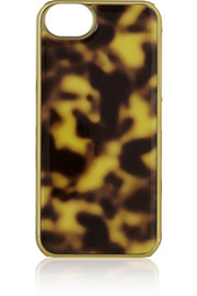 J.Crew Tortoiseshell PVC iPhone 5 cover