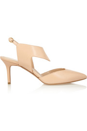Nicholas Kirkwood Leather pumps