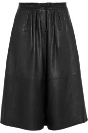 Paul & Joe Phuket leather culottes