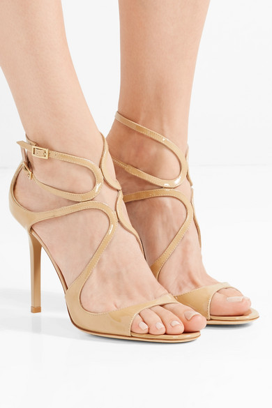 Jimmy choo Leather Sandals Ym0UXass