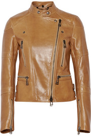 Belstaff Hackthorn leather biker jacket