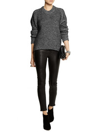 Belstaff Rorrington oversized cotton-blend sweater