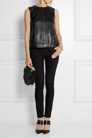 Belstaff Python and jersey top