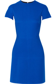 Victoria Beckham Silk and wool-blend dress