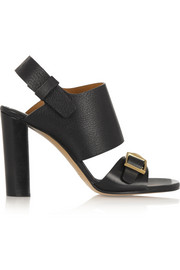 Chloé Buckled leather sandals