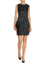 Narciso Rodriguez Cotton and silk-blend jacquard dress