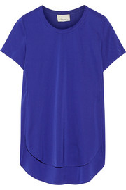 3.1 Phillip Lim Stretch-silk twill top