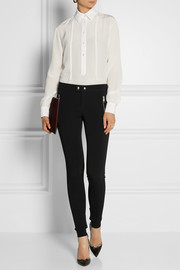 Jason Wu Silk crepe de chine blouse