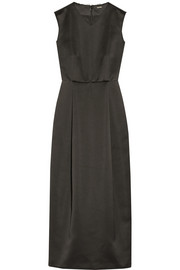 Adam Lippes Duchesse-satin dress